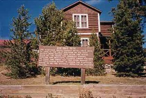 Historic Kauffman House in Grand Lake, Colorado